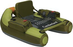 1. Classic Accessories Cumberland Inflatable Fishing Float Tube