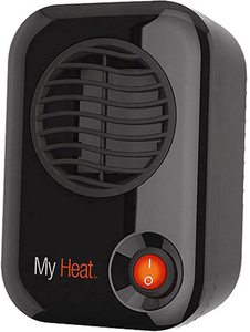 1. Lasko Portable Battery Powered Heater