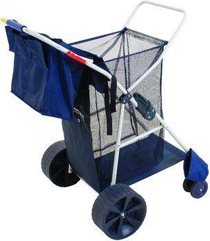 1. Rio Brands Beach Cart
