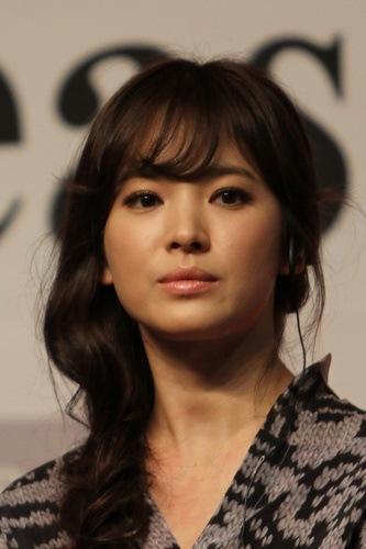 1. Song Hye Kye