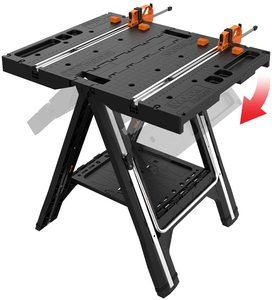 1. WORX Pegasus Work Table and Sawhorse, WX051