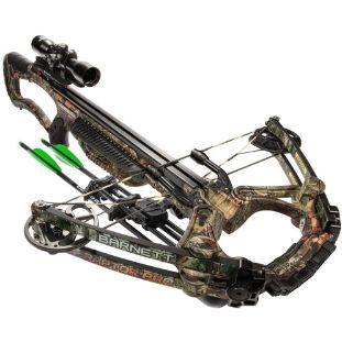 10. Barnett Archery Raptor Pro str Crossbow Package