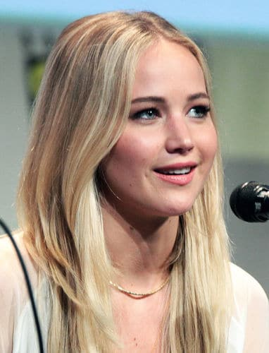 10. Jennifer Lawrence Most Beautiful Hollywood Actresses