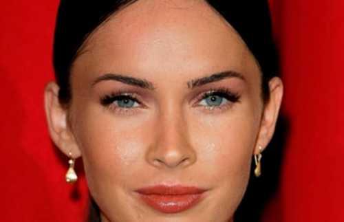 10. Megan Fox - Most Beautiful Irish Women