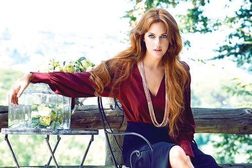 10. Meryem Uzerli- Most Beautiful Turkish Women Star