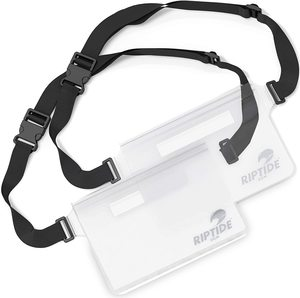 #10. Riptide Waterproof Fanny Pack