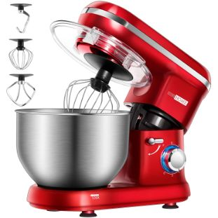 10. VIVOHOME 650W Stand Mixer, 6 Speed