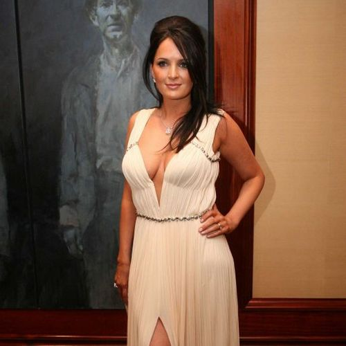 2. Andrea Roche - Beautiful Irish Women Star