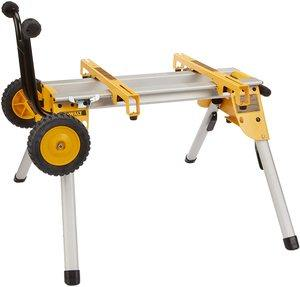 2. DEWALT Table Saw Stand (DW7440RS)