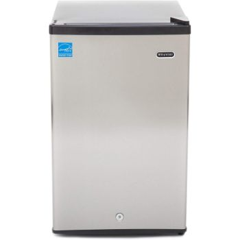 2. Whynter CUF-210SS Energy Star 2.1 cu. ft. Compact Freezer