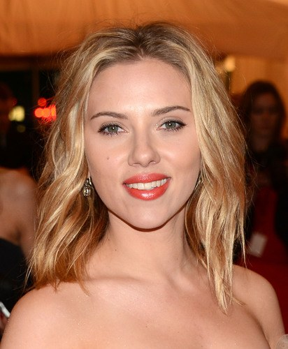 3. Scarlett Johansson Most Beautiful Hollywood Actresses
