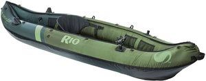 3. Sevylor Rio 1-Person Fishing Canoe