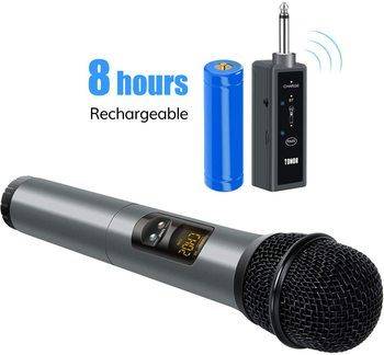 3. TONOR Bluetooth Microphones