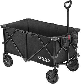 3. VIVOSUN Beach Carts