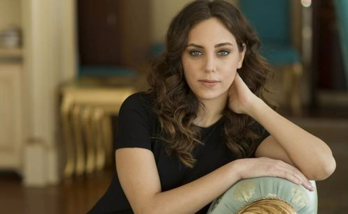 3. Ykü Karayel - Most Beautiful Turkish Women