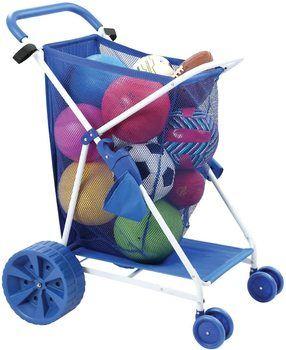 4. Beach Carts
