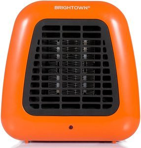 4. Brightown Portable Battery Powered Heater