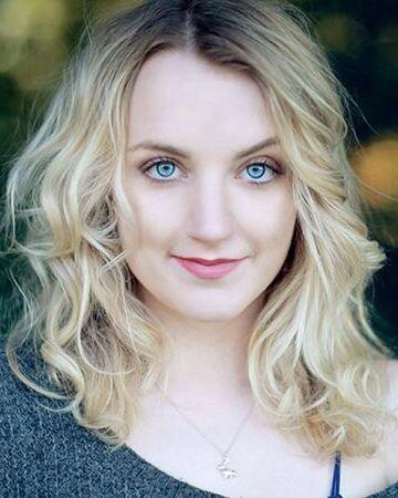 4. Evanna Patricia Lynch - Most Beautiful Irish Women