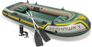 4. Intex Seahawk Inflatable Boat Series