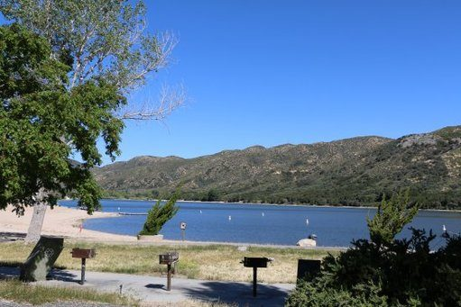4. Silverwood Lake