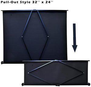 5. Pyle 40 Inch Portable Projector Screen, (PRJTP46)