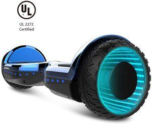 #6 WORMHOLE Off-Road Hoverboard