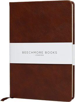 6. Beechmore Books Leather Notebooks