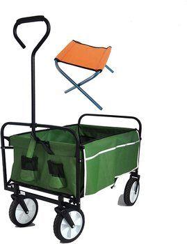 6. Comp Life Folding Beach Cart