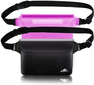 #6. HEETA Waterproof Screen Touchable Pouch