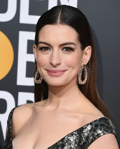 7. Anne Hathaway Most Beautiful Hollywood Actress