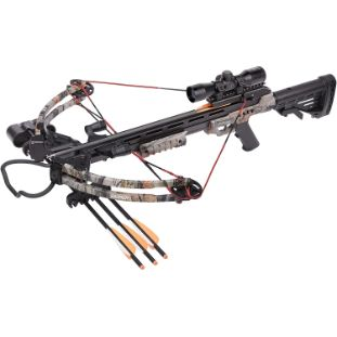 7. CenterPoint Sniper 370 Crossbow Package