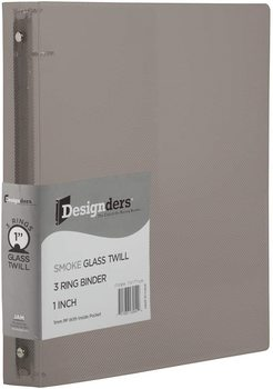 7. JAM Paper Binders for College