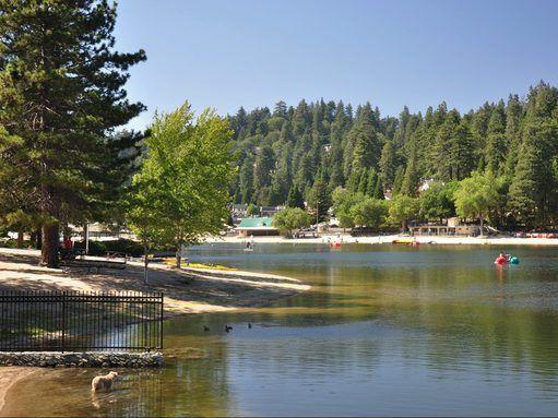 7. Lake Gregory
