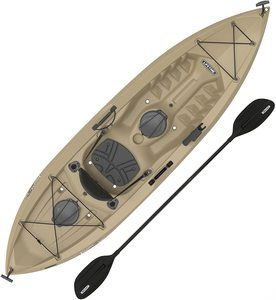 7. Lifetime Tamarack Angler 100 Fishing Kayak