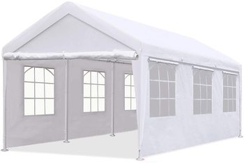 7. Quictent Carport Kits