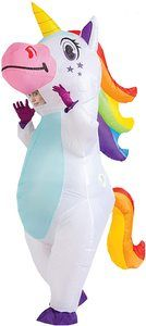 7. Spooktacular Creations Inflatable Costume –Adult Size