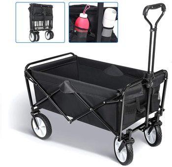 7. TOOCA Lightweight Beach Cart
