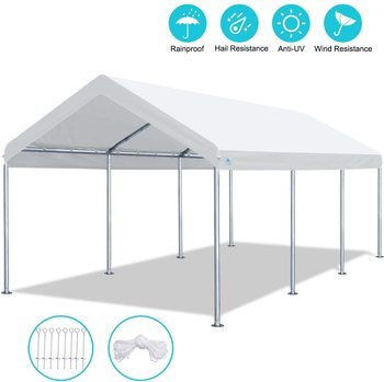 8. ADVANCE OUTDOOR Carport Kits