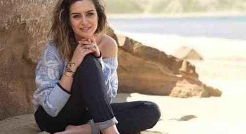 8. Birce Akalay - Most Beautiful Turkish Women Star