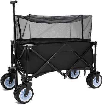 8. PA Polyester Beach Cart