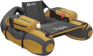 9. Classic Accessories Togiak Inflatable Fishing Float Tube