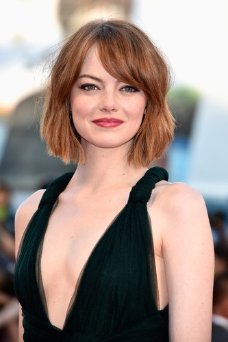 9. Emma Stone Most Beautiful Hollywood Actress