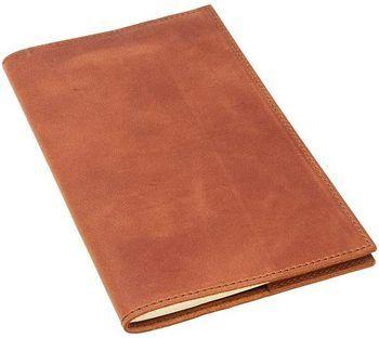 9. OleksynPrannyk Soft Texture Leather Notebooks