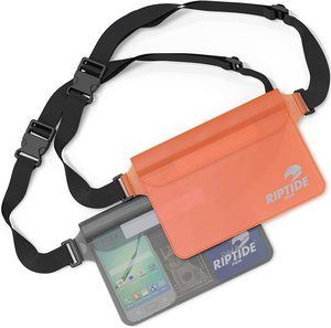 #9. Riptide Waterproof dry bag 2-fanny pack pouch