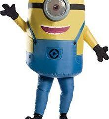 9. Rubie's Adult Inflatable Minion Stuart Costume