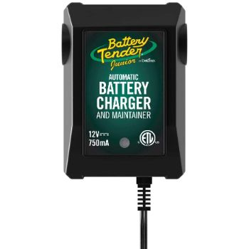 1. Battery Tender Junior Charger and Maintainer - Automatic 12V Powersports Battery Charger