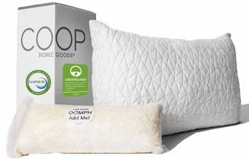 1. Coop Home Goods - Premium Adjustable Loft Bamboo Pillow