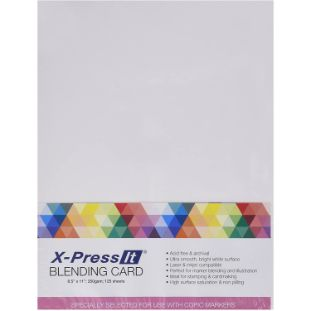1. Copic Marker XPBC 11-Inch Express Blending Card