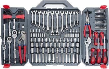 1. Crescent 170 Pc. Best Mechanics Tool Sets General Purpose Tool Set