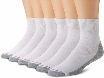 1. Men's Cushion Ankle Socks
